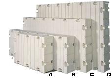 Image technique Pontons flottants modulaires