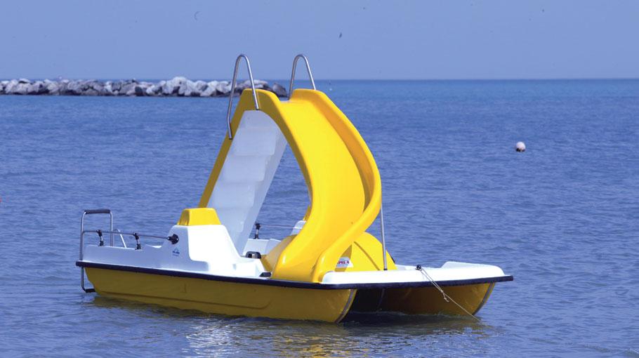 Image technique Capri
