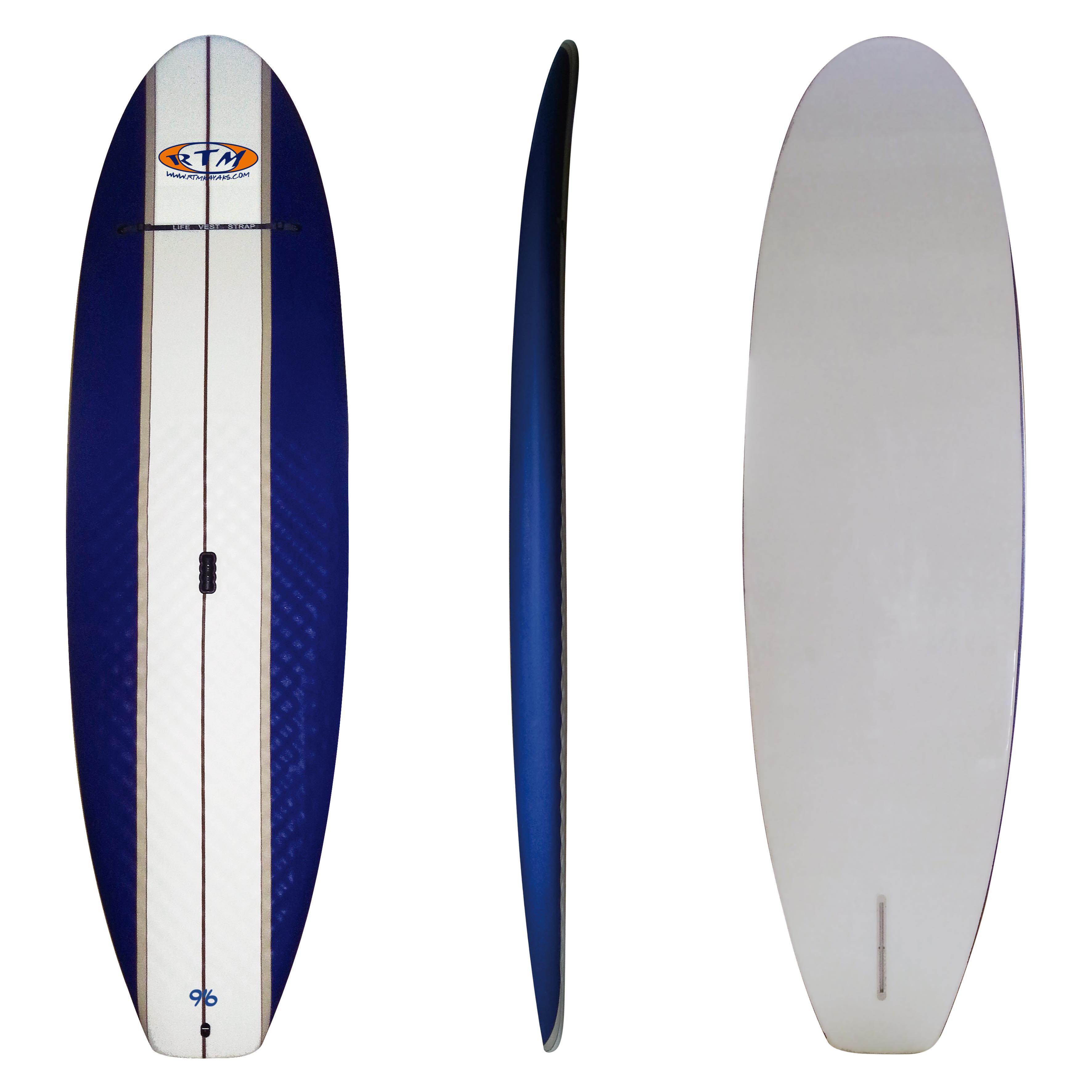 Image technique Paddle SUP Mousse : 9'6